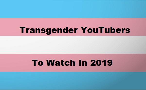 transgender youtubers